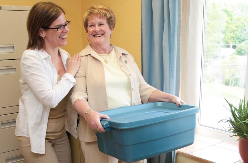 We help seniors